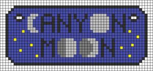 Alpha pattern #73690
