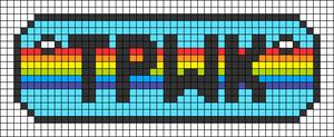 Alpha pattern #73693