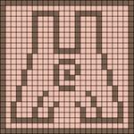 Alpha pattern #73716