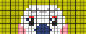 Alpha pattern #73718