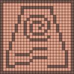 Alpha pattern #73719