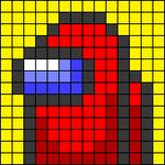 Alpha pattern #73723