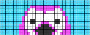 Alpha pattern #73728