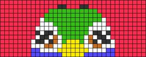 Alpha pattern #73734