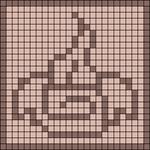 Alpha pattern #73742