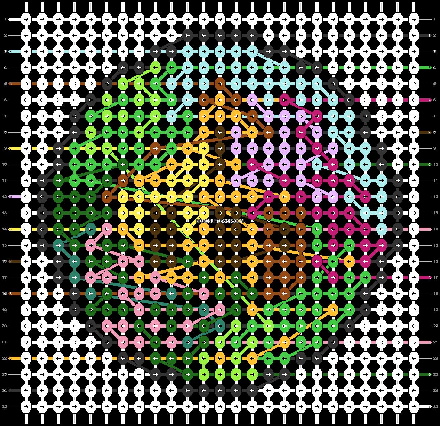 Alpha pattern #73749 pattern