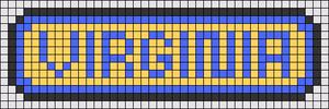 Alpha pattern #73753