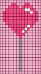 Alpha pattern #73754