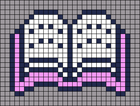 Alpha pattern #73756