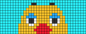 Alpha pattern #73775