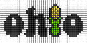 Alpha pattern #73781