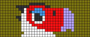 Alpha pattern #73782