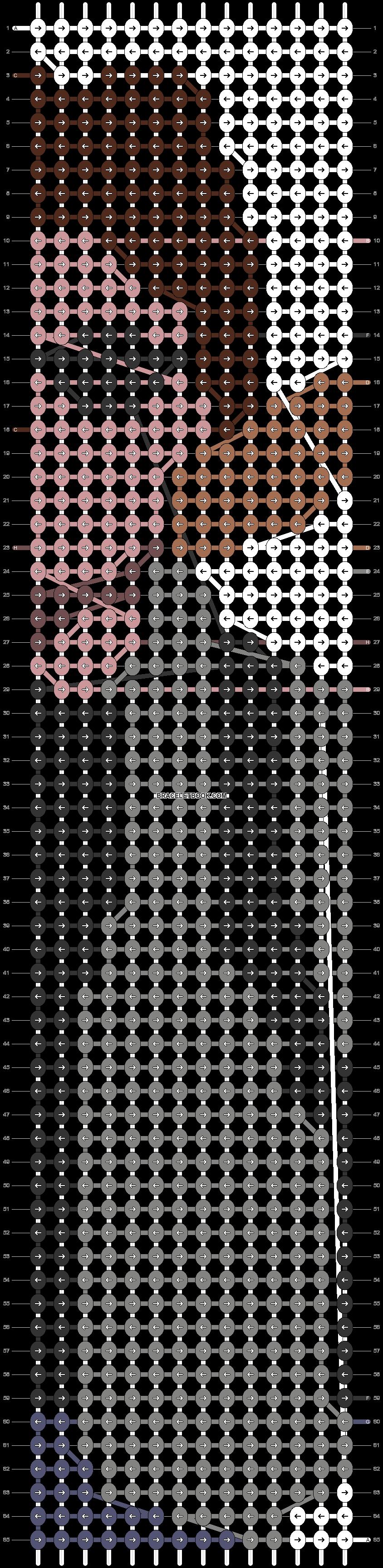 Alpha pattern #73783 pattern