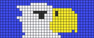 Alpha pattern #73785