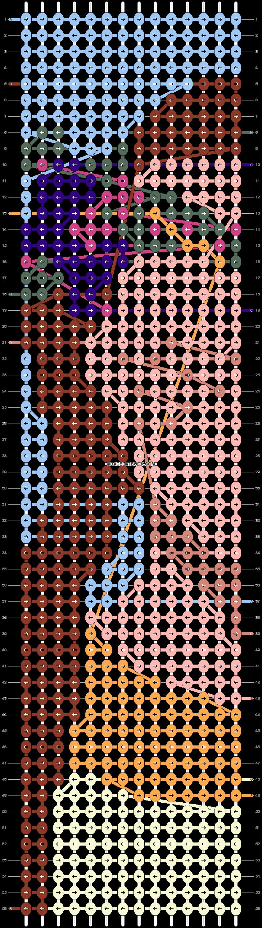 Alpha pattern #73791 pattern