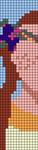 Alpha pattern #73791