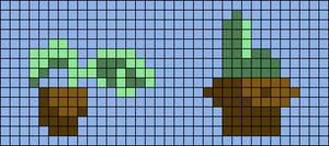 Alpha pattern #73799