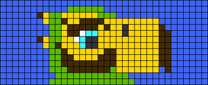 Alpha pattern #73800