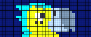 Alpha pattern #73802