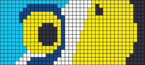 Alpha pattern #73807