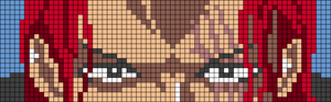 Alpha pattern #73808