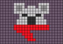 Alpha pattern #73824