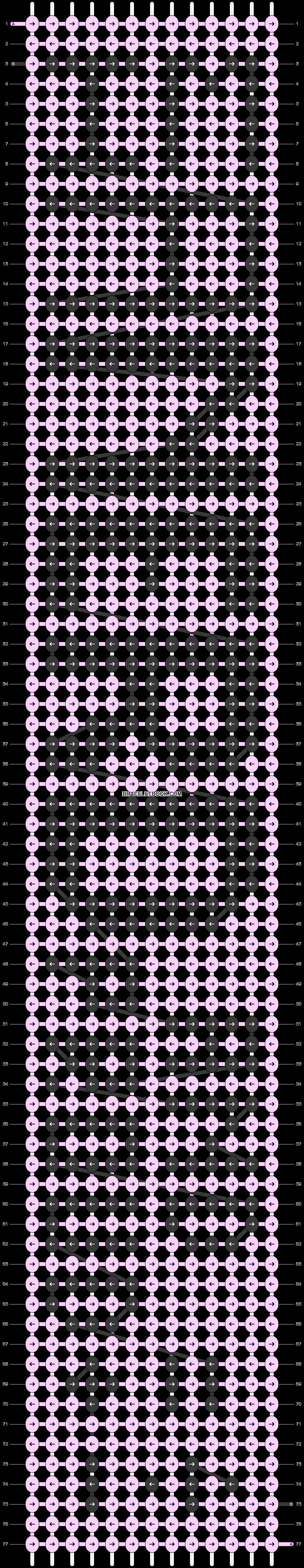 Alpha pattern #73836 pattern