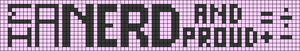 Alpha pattern #73836