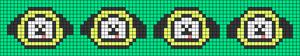 Alpha pattern #73846