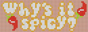 Alpha pattern #73852