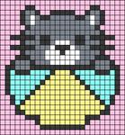 Alpha pattern #73854