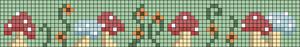 Alpha pattern #73881
