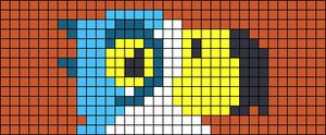 Alpha pattern #73902