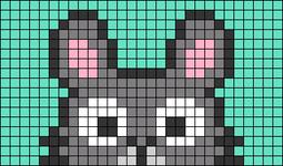 Alpha pattern #73908