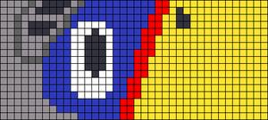 Alpha pattern #73913