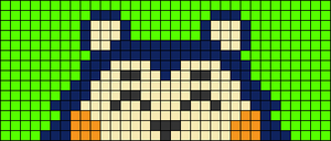 Alpha pattern #73922