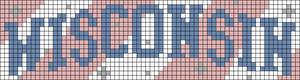 Alpha pattern #73930