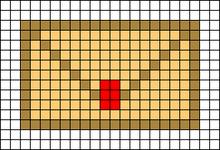 Alpha pattern #73935