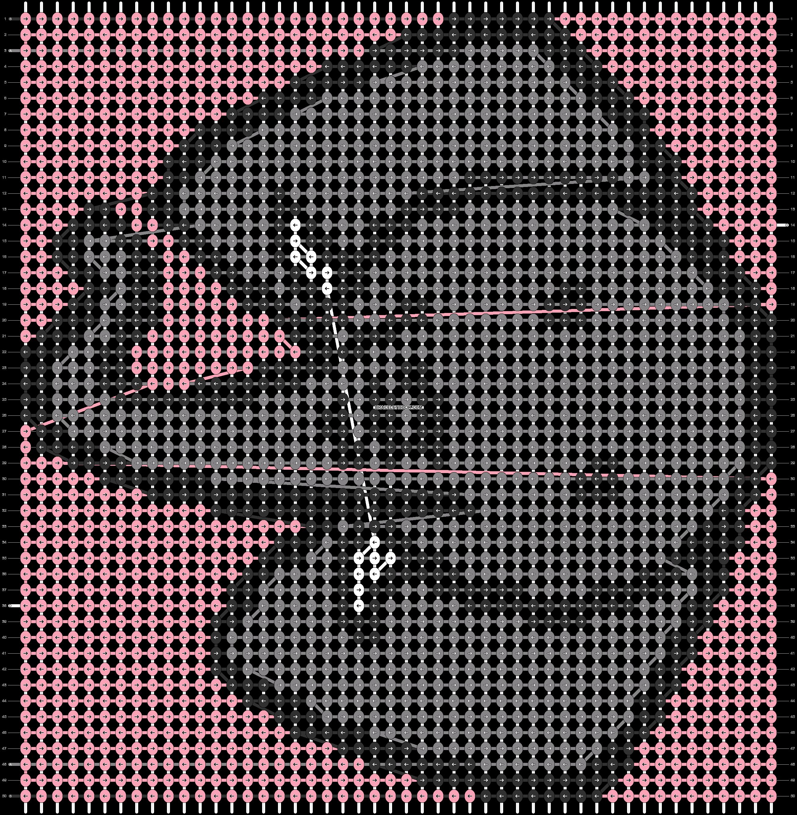 Alpha pattern #73969 pattern