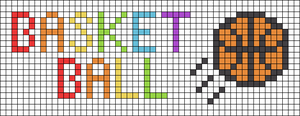 Alpha pattern #73972