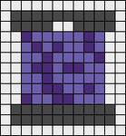 Alpha pattern #73973