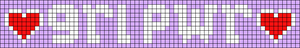 Alpha pattern #73976
