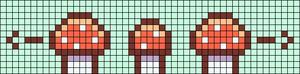 Alpha pattern #73984