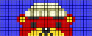 Alpha pattern #73994