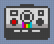 Alpha pattern #73999