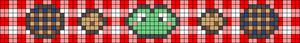 Alpha pattern #74003