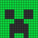 Alpha pattern #74006