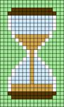 Alpha pattern #74013