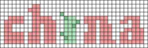 Alpha pattern #74014