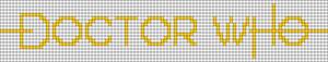 Alpha pattern #74015